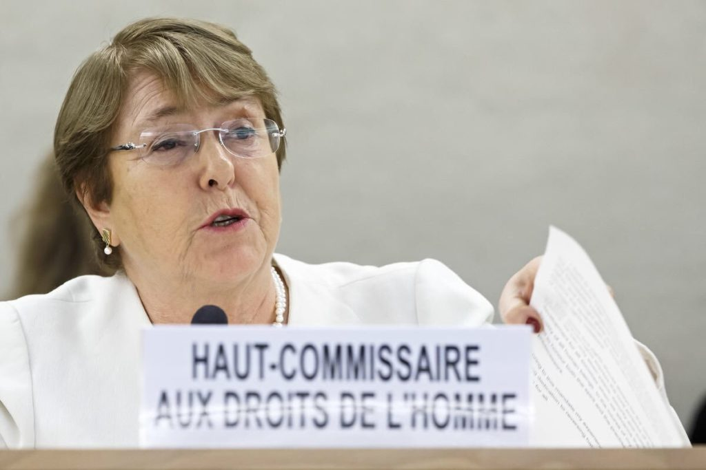 Bachelet opuesta a la ley de amnistía de Daniel Ortega