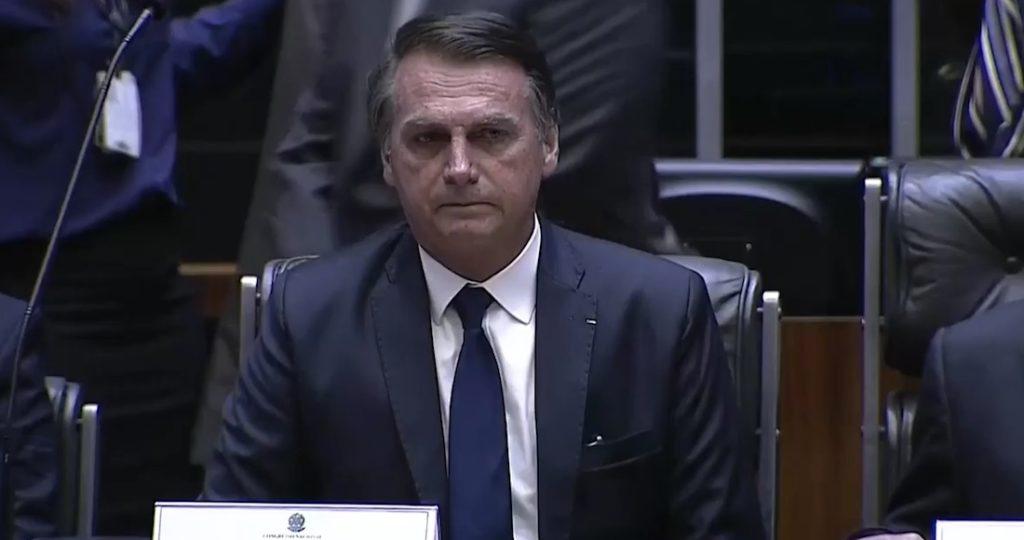 Bolsonaro se queja de que el congreso el quita poder
