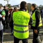 Los Chalecos presentaron programa de calle para los próximos meses