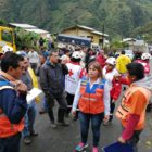 Crecida de ríos en Ecuador colapsa una ciudad turística