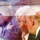 La descortesía de #DonaldTrump hacía Merkel