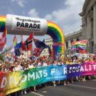 Comunidad sexodiversa, unida y orgullosa, inundó Viena