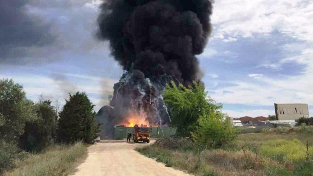 Explosión de fábrica de municiones rusa dejó decenas de heridos