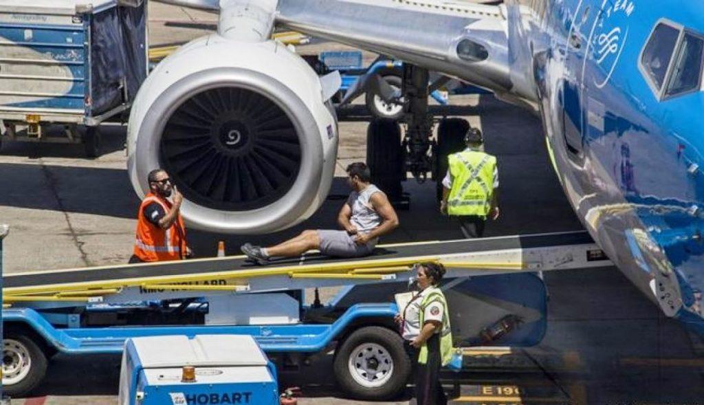 Una huelga paraliza el tráfico aéreo argentino