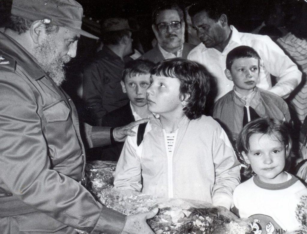 Cuba asistirá a 50 niños descendientes de afectados por Chernóbil