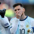 CONMEBOL revisa mayores sanciones contra Messi