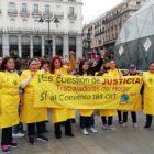 Empleadas del hogar latinoamericanas exigen sus derechos en España