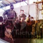 Guardias fronterizos se burlan de sus víctimas