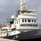 Un nuevo barco desafía las restricciones de Salvini