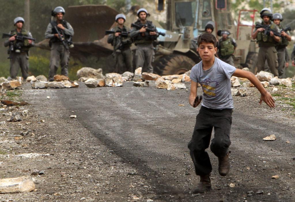 La intransigencia de Israel deja una pequeña víctima palestina