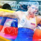Atletas venezolanos destacan en lucha y suman al medallero