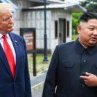 """Trump """"perdona"""" a Kim por recientes ensayos misilísticos"""
