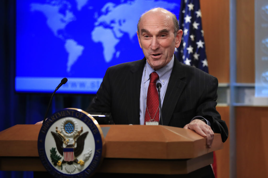 Bolton y Ross echarán leña al fuego contra Venezuela en Lima