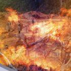 Amazonía en llamas aísla a pueblos originarios