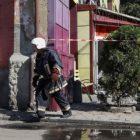 Incendio de un hotel en Ucrania dejó un saldo fatal