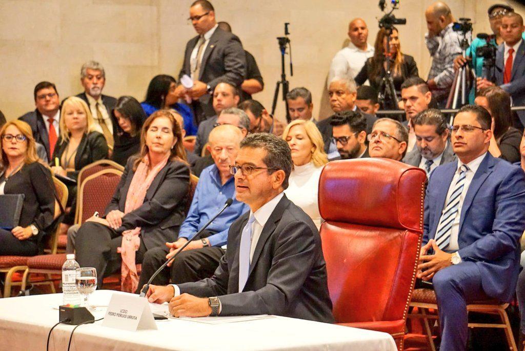 Pedro Pierluisi releva a Roselló en la jefatura de Puerto Rico