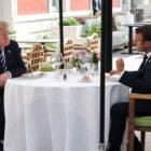 A Macron le tiene tenso la diatriba comercial China-EE.UU.