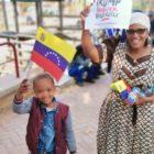 Asoman voces solidarias con Venezuela en todo el orbe