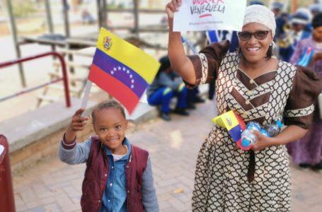 Asoman voces solidarias con Venezuela en todo el orbe / Foto: Cortesía