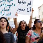 Campaña contra violencia de género enarbola la bandera palestina
