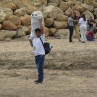 Ecuador se apoyó en el voluntariado para limpiar sus playas