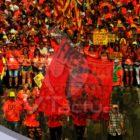 Tensión creciente en Cataluña por celebración del 1-O