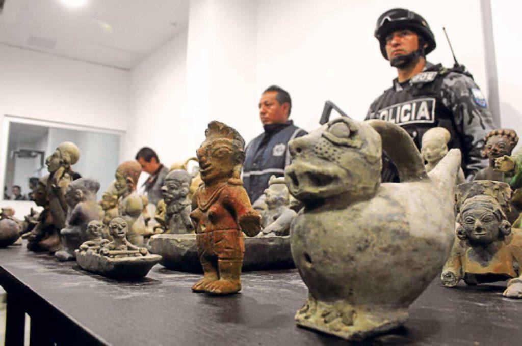 Ecuador se propone rastrear bienes patrimoniales extraviados
