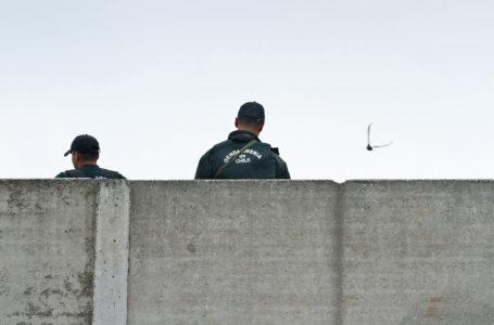 Gendarmes del penal Colina Dos de Chile / Foto referencial: Cortesía