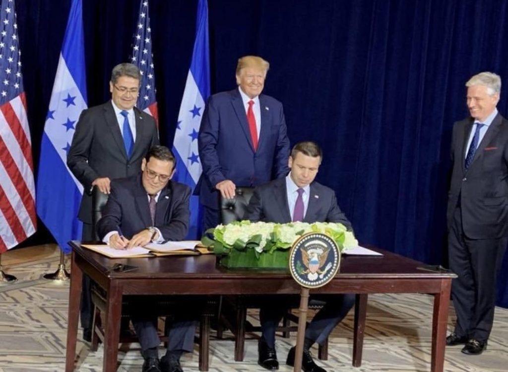 Honduras presionada a hacerle el trabajo sucio a EE.UU.