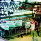 Paro de transporte mantiene paralizada a Colombia