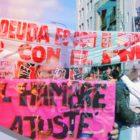 Más protestas contra Macri y sus políticas en Argentina