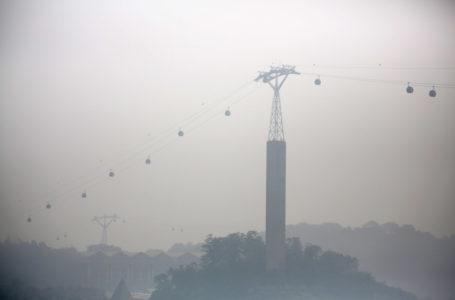 Singapur respira aires enrarecidos tras incendios de Indonesia / Foto: AP