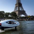 París ensaya nuevo medio de transporte
