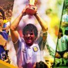 La construcción de un dios del fútbol: Diego Armando Maradona