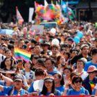 Taipei exhibe el Orgullo Gay más nutrido de Asia