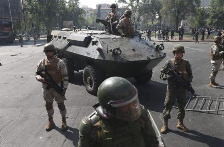 Chile, entre militarización y toque de queda, rememora la dictadura / Foto: Cortesía