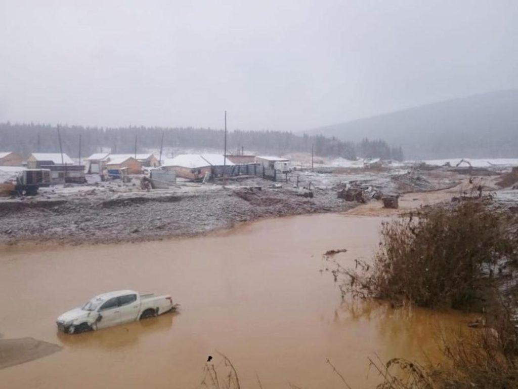 Un derrumbe en Siberia salda más de una decena de víctimas fatales