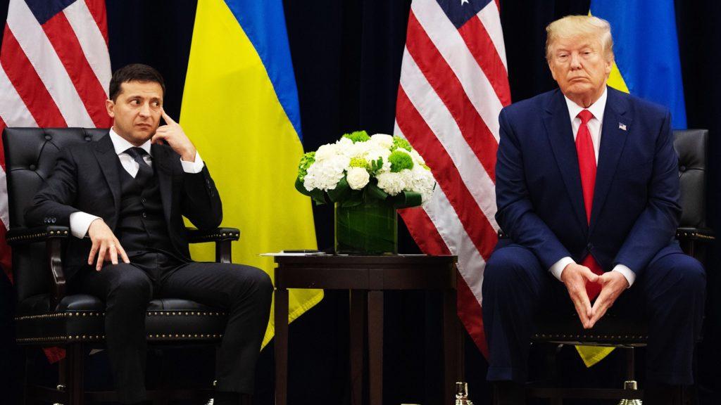 Caso Ucrania lleva a #DonaldTrump a los límites de la desconfianza