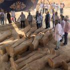 Egipto develó 30 joyas arqueológicas de 3.000 años en Luxor