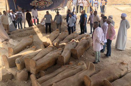 Egipto develó 30 joyas arqueológicas de 3.000 años en Luxor / Foto: Cortesía