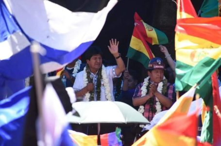 Evo Morales invita a los escépticos a auditar los votos / Foto: Cortesía