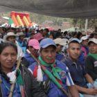 Indígenas colombianos se unen contra la violencia armada