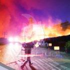 California en emergencia por voraz incendio