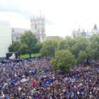 Miles piden en Londres un segundo referéndum del «brexit»