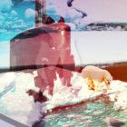 Potencias se pelean control del Polo Norte