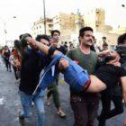 Protestas en Irak saldan decenas de muertos y miles de heridos