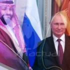 Putin llega a negociar y mediar con Arabia Saudita