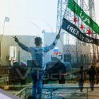 Militares rusos se instalan en base de EE.UU. en Siria