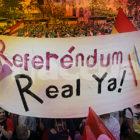 Perfilan referéndum contra reino de españa para 2020