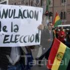 Oposición boliviana se niega al diálogo e insiste en la violencia
